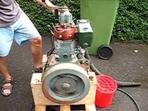 sabb 8-10 hk diesel motor