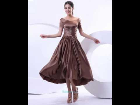 Vente robe mère de mariée pas chere - Robeme.com - YouTube