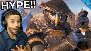 Apex Legends – The Old Ways Gameplay Trailer REACTION + Biggest Announcement Of My Gaming Career!