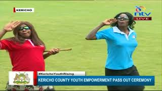 Most hilarious moments, Kericho youth empowerment pass out ceremony