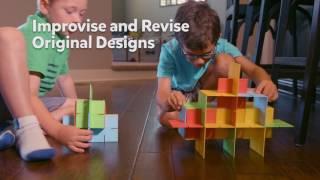 Dado Squares: Building Toys