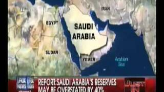 Wiki Leaks - Saudi Arabia Oil Reserves Overstated By 40% [onlyhedge.com].mp4