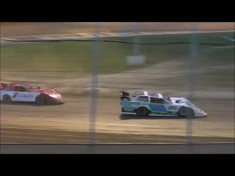 Limited Late Model Heat #1 from Portsmouth Raceway Park, June 15th, 2019.