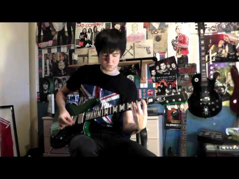 Headfirst For Halos - My Chemical Romance - Guitar Cover