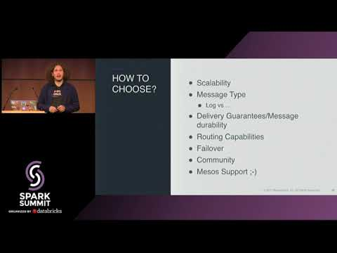 Smack Stack and Beyond—Building Fast Data Pipelines - Jorg Schad
