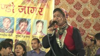 Girgenduaa | Latest Uttarakhandi Live Jagran 2017 | Hema Negi Karasi