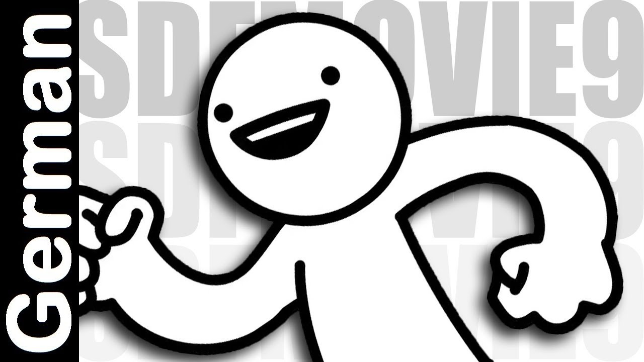 asdfmovie9 - german / deutsch - original / offiziell © tomska