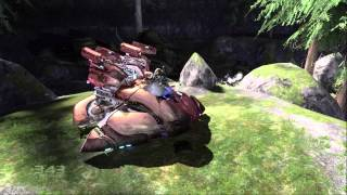 A Different Way to Campaign. One of the newest additions to the Covenant's war machine is the Anti-Aircraft Wraith, a specialized tank which hurls a sequential ...