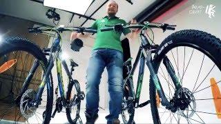 Горные велосипеды SCOTT ASPECT 770 и SCOTT 760 - ОБЗОР И СРАВНЕНИЕ
