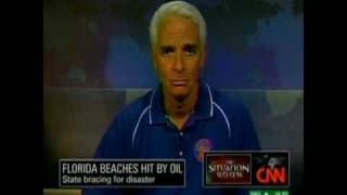 June 11, 2010 CNN Wolf Blitzer: Nuking the Oil Leak a Solution? - Part 2 of 7