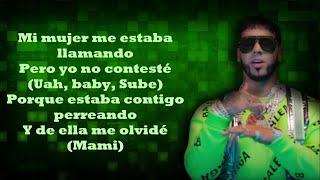 CHINA // Anuel AA, Daddy Yankee, Karol G, Ozuna, J Balvin (LETRA / LYRICS)