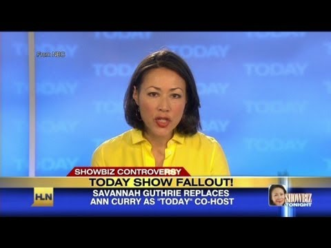 NBC fallout after Ann Curry