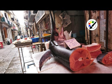 Street Food Blog in Italy | Palermo, Sicily |