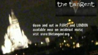 "The Tangent - ""Perdu Dans Paris"" promotional trailer"