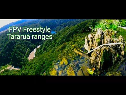 FPV long range - Deep in the Tararua ranges
