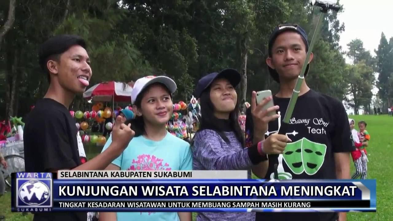 Kunjungan Wisata Ke Taman Rekreasi Selabintana Sukabumi