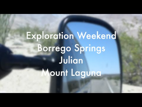 Exploration Weekend with Niels Brock CIBU San Diego Students
