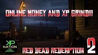 Red Dead Redemption 2: Online Money and XP Grind || ENTER THE GIVEAWAY || XBOX ONE