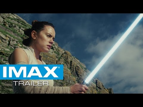 Star Wars: The Last Jedi IMAX® Trailer #2