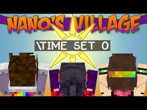 MINECRAFT - Nano's Village #49 - Sun God
