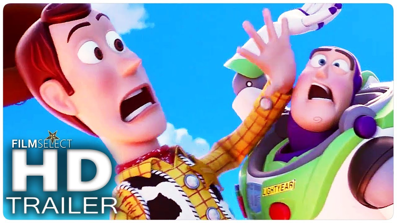 Toy Story 4 Teaser Trailer 2019 Youtube