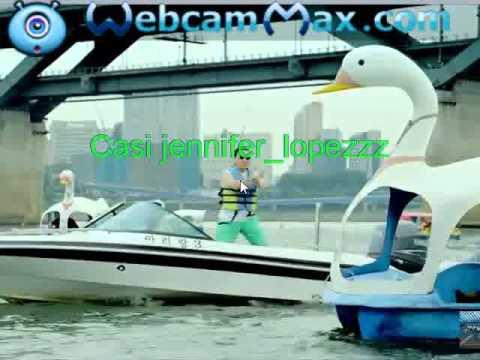 Casi jennifer_lopezzz paltalk Nu dai gia Hot girl Gangnam Style7-20-2013
