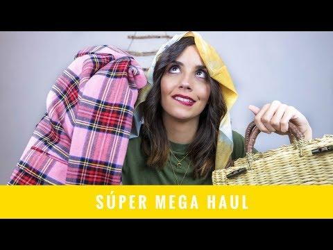 SÚPER MEGA HAUL MARZO 2018!! Mango Outlet, Zara, Shein, ...|| State Beauty
