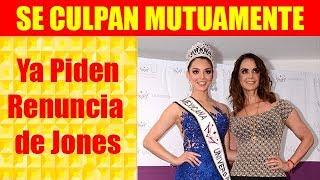 Lupita Jones y Andrea Toscano Hacen el Ridículo en Miss Universo 2018