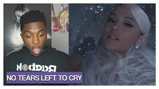 ariana grande no tears left to cry reaction jayden alexander