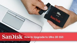 How to Upgrade to Ultra 3D SSD