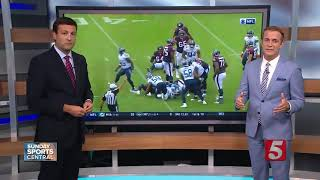 Breaking Down The Titans' Win Against The Texans