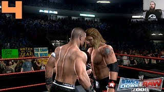 WWE SmackDown vs. Raw 2008: 24/7 Mode #4 - King of the No-Sell