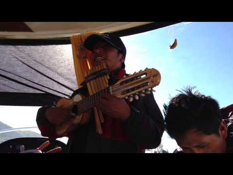 Lake Titicaca welcome song