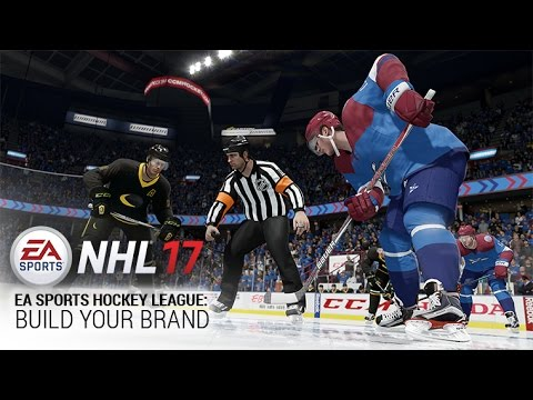 Thumbnail image for 'New 'NHL 17' EASHL Trailer'