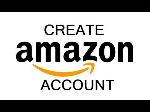 How To Create Amazon Account