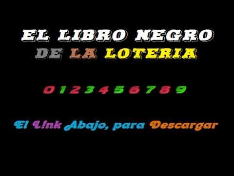 EL LIBRO NEGRO DE LA LOTERIA PDF DESCARGAR