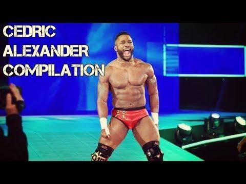 [WWE] Cedric Alexander-Handspring Kick & Lumbar Check Compilation
