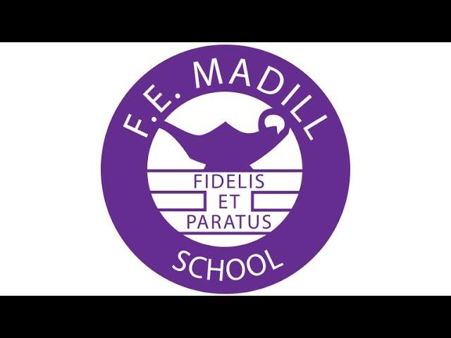 F.E. Madill Secondary School - Wingham, Ontario, Canada