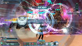 [PSO2] Revelry of Darkness XH