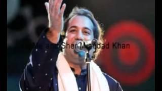 Nusrat Fateh Ali Khan   Shah  e Mardane Ali   Slideshow   YouTube