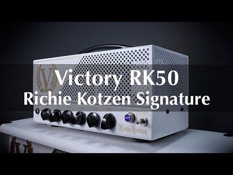 Victory RK50 Richie Kotzen Signature with Rabea Massaad & Martin Kidd