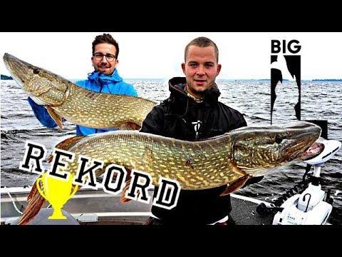 ARMAGEDDON - Monster Hechte und dicke Zander - mit Big L angeln zum Saisonstart - Tipps und Tricks
