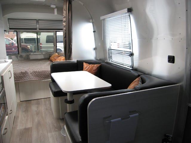 Walk Through 2015 Airstream Sport 22fb Bambi Small Camping Rv Travel Trailer Caravan For Sale Youtube