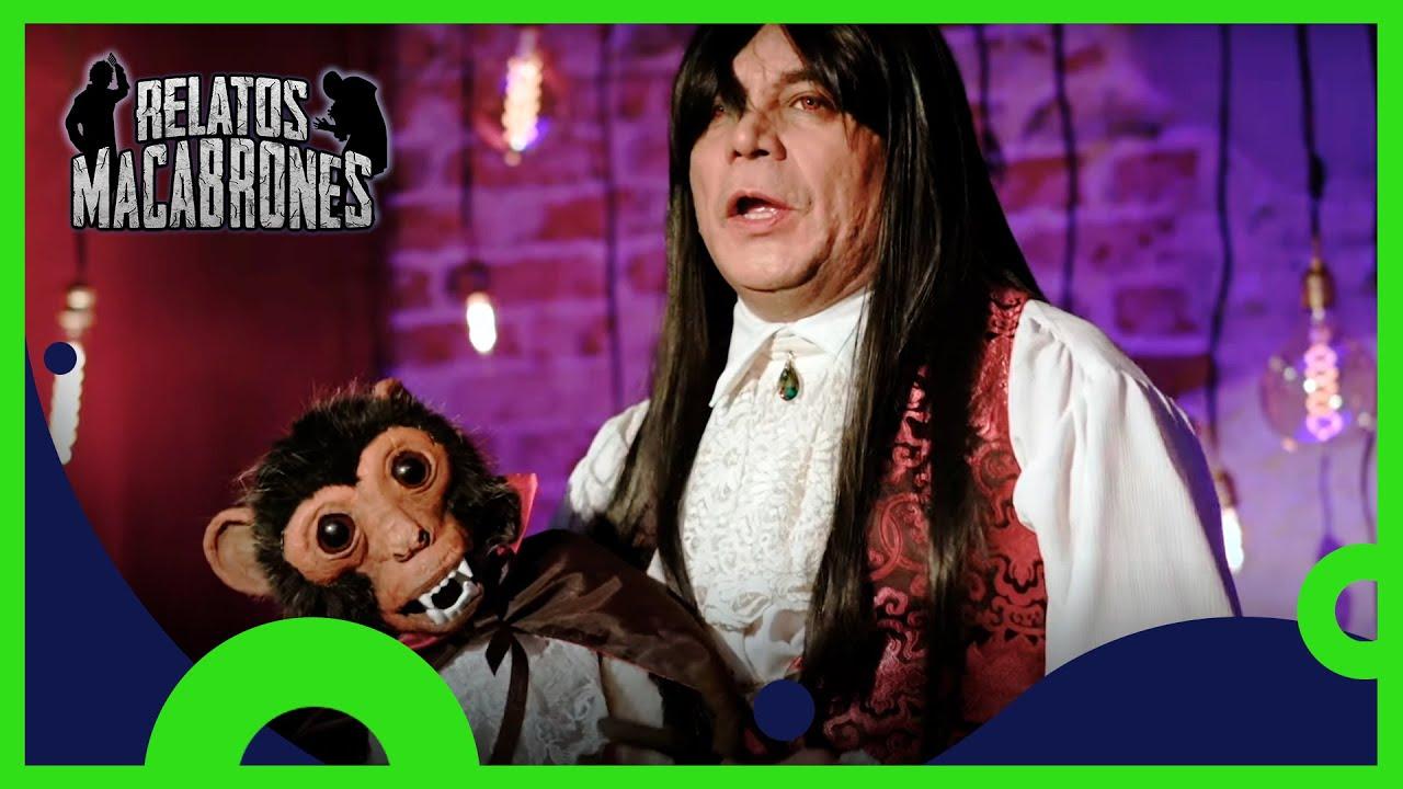 Relatos Macabrones C12 | El vampiro standupero | Distrito Comedia