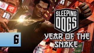 Sleeping Dogs Walkthrough - Year of the Snake DLC Part 6 Direct Impact Let's Play Gameplay