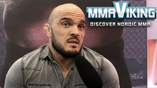 Ilir Latifi Talks About Corey Anderson Matchup at UFC 232