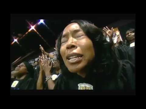 COGIC Jamel Jones Prophetic Prayer /Let The Lord Have His Way! HD