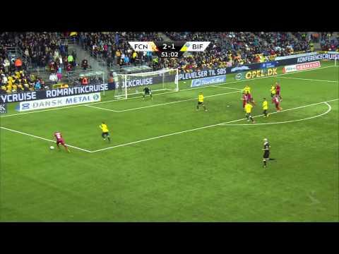 Highlights: FC Nordsjælland-Brøndby IF 2-2