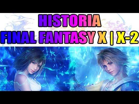 HISTORIA DE FINAL FANTASY X / X-2 ESPAÑOL