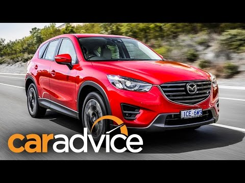 Mazda CX-5 review 2015 (MY 2016)